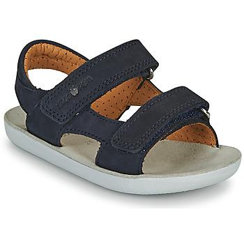 Chaussures Garçon Sandales et Nu-pieds Shoo Pom GOA BOY SCRATCH Bleu