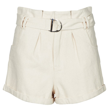 Vêtements Femme Shorts / Bermudas Betty London ODILE Beige