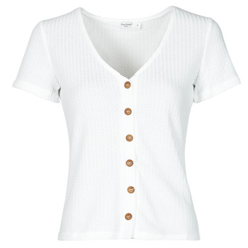 Vêtements Femme Tops / Blouses Betty London ODILOU Blanc