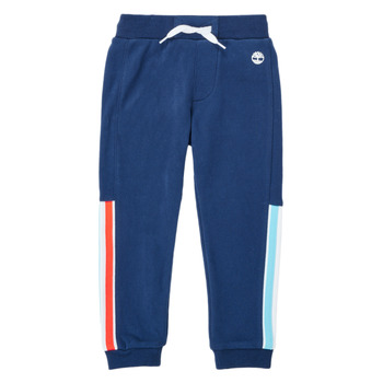 Vêtements Garçon Pantalons de survêtement Timberland DOSSA Marine