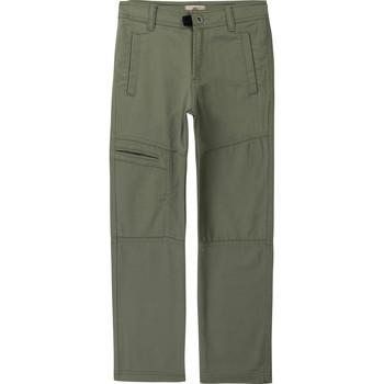 Vêtements Garçon Pantalons cargo Timberland CARGOTA Kaki