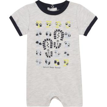 Vêtements Garçon Combinaisons / Salopettes Timberland SUPLLI Gris
