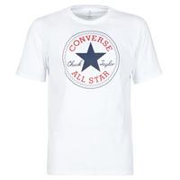 Vêtements Homme T-shirts manches courtes Converse NOVA CHUCK PATCH TEE Blanc
