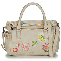 Sacs Femme Sacs porté main Desigual BOLS_CARLINA LOVERTY CREMA