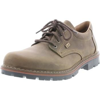 Chaussures Homme Derbies Rieker 17712-24 Marron