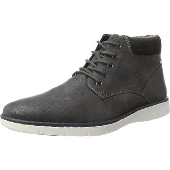 Chaussures Homme Baskets montantes Rieker 37520-45 Gris