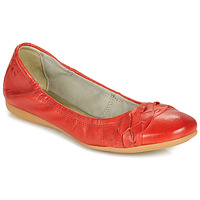 Chaussures Femme Ballerines / babies Dream in Green NERLINGO Rouge