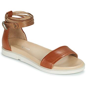 Chaussures Femme Sandales et Nu-pieds Vous avez oublié votre mot de passe ? Cliquez ici IRVANI Marron