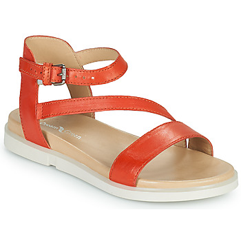 Chaussures Femme Sandales et Nu-pieds Dream in Green OURY Orange