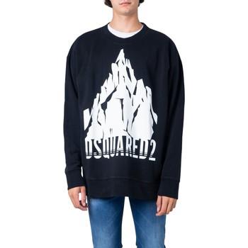 Vêtements Homme Sweats Dsquared S74GU0339 Noir