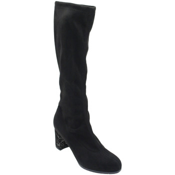 Chaussures Femme Boots Soffice Sogno ASOFFICES8440nr nero