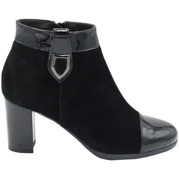 Chaussures Femme Boots Soffice Sogno ASOFFICES9784nr nero