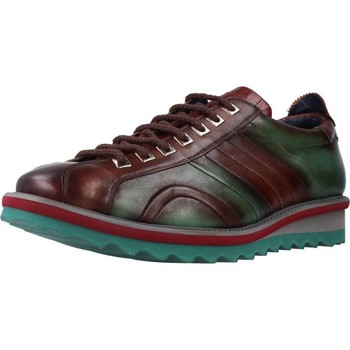 Chaussures Homme Derbies Angel Infantes 47103A Rouge