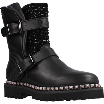 Chaussures Femme Bottines Alma En Pena I20531 Noir