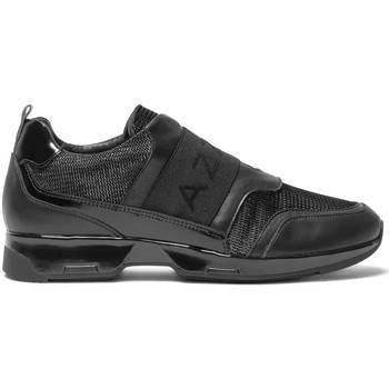 Chaussures Homme Baskets basses Azzaro ANAVY Noir Noir