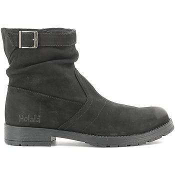 Chaussures Enfant Boots Holalà HL120002L Noir