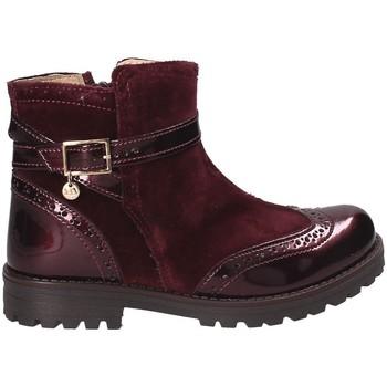 Chaussures Enfant Boots Melania ME6146F7I.B Rouge