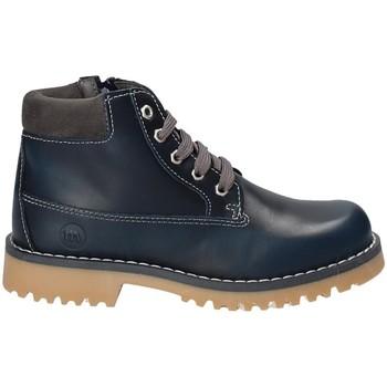 Chaussures Garçon Boots Melania ME2628D8I.C Bleu