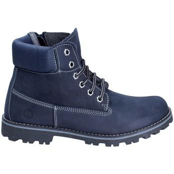 Chaussures Garçon Boots Melania ME6629F8I.B Bleu