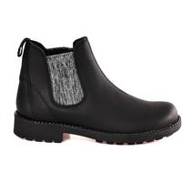 Chaussures Enfant Boots Grunland PO1384 Noir