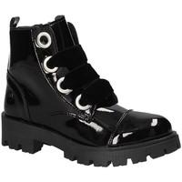 Chaussures Enfant Boots Melania ME6625F8I.A Noir