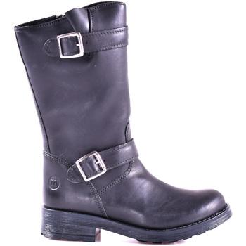Chaussures Fille Bottes ville Melania ME6027F8I.A Noir