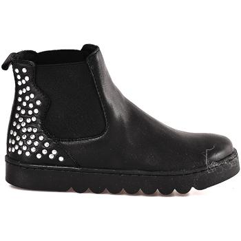 Chaussures Enfant Boots Holalà HL0001L0002J Noir