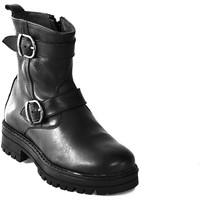 Chaussures Enfant Boots Asso 67961 Noir
