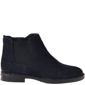 Chaussures Garçon Boots Grunland PO1425 Bleu