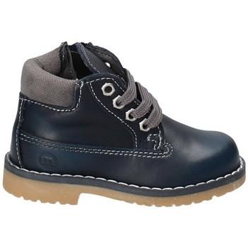 Chaussures Enfant Boots Melania ME1628B8I.C Bleu