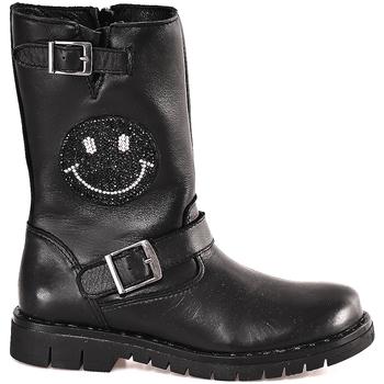 Chaussures Femme Bottines Holalà HL0009L0002J Noir
