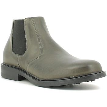 Chaussures Homme Boots Rogers 6646A Gris