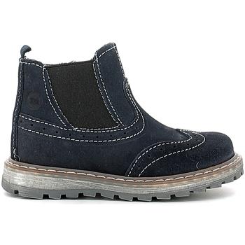 Chaussures Enfant Boots Melania ME1055B6I.B Bleu