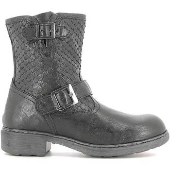 Chaussures Enfant Boots NeroGiardini A632010F Noir