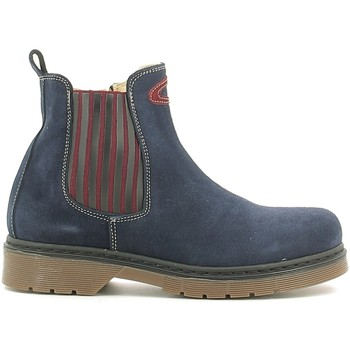 Chaussures Enfant Boots Alberto Guardiani GK22806G Bleu