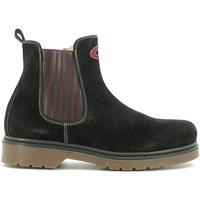 Chaussures Enfant Boots Alberto Guardiani GK22806G Noir