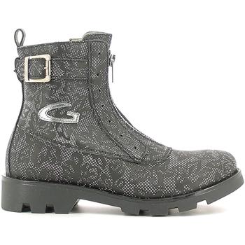 Chaussures Enfant Boots Alberto Guardiani GK22803G Marron