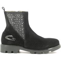Chaussures Enfant Boots Alberto Guardiani GK22804G Noir