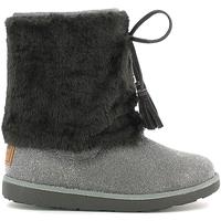 Chaussures Enfant Boots Wrangler WG16209K Noir