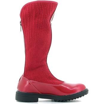 Chaussures Enfant Bottes ville Lelli Kelly LK3656 Rouge