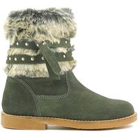 Chaussures Enfant Bottes de neige Naurora NA-640 Gris