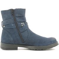 Chaussures Enfant Boots Holalà HL120008L Bleu