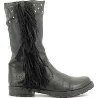 Chaussures Enfant Boots Holalà HL120011L Noir