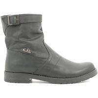 Chaussures Enfant Boots Lulu LL1000019L Noir