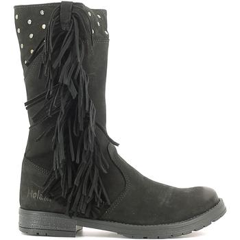 Chaussures Enfant Boots Holalà HL120012L Noir
