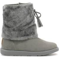 Chaussures Enfant Bottes de neige Wrangler WG16209K Gris