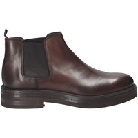 Chaussures Homme Boots Rogers 456_2 Marron