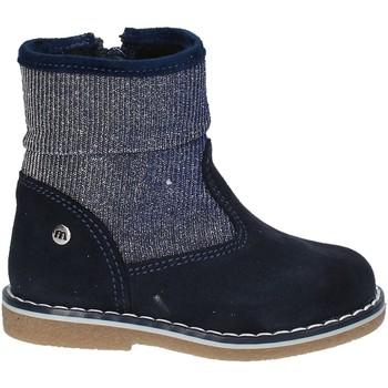 Chaussures Enfant Boots Melania ME1094B7I.B Bleu