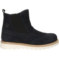 Chaussures Enfant Boots Melania ME6053F7I.D Bleu