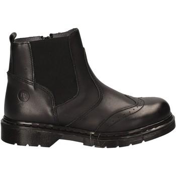 Chaussures Enfant Boots Melania ME6168F7I.A Noir